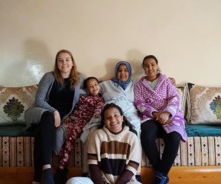 Host family photo, 3pm