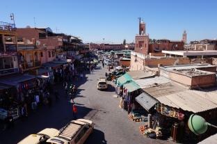 Marrakech - Jamaa L Fnaa