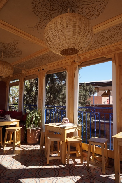 Cafe Kessabine Medina, Marrakech