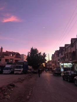 Moroccan sunset 2