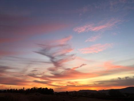Moroccan sunset 3