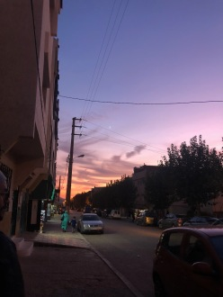 Moroccan sunset 4
