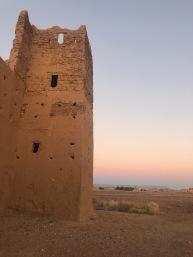 Kasbah in Beni Zouli